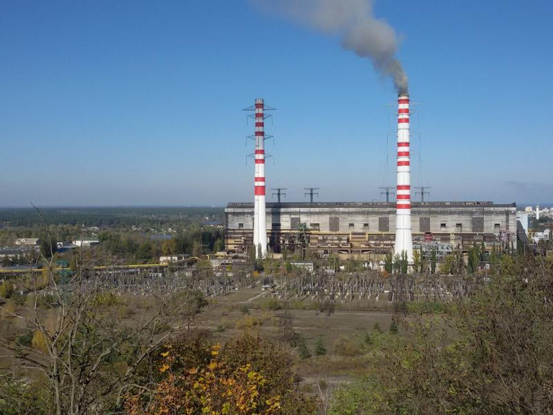 Start-up and commissioning of the first Ukrainian flue gas desulfurization plant  have started at Trypilska TPP unit № 2